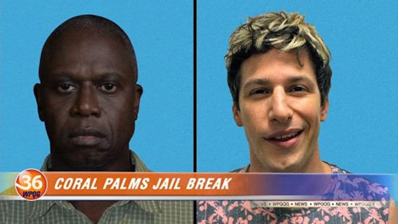 Brooklyn 99 episode Coral Palms Part 3