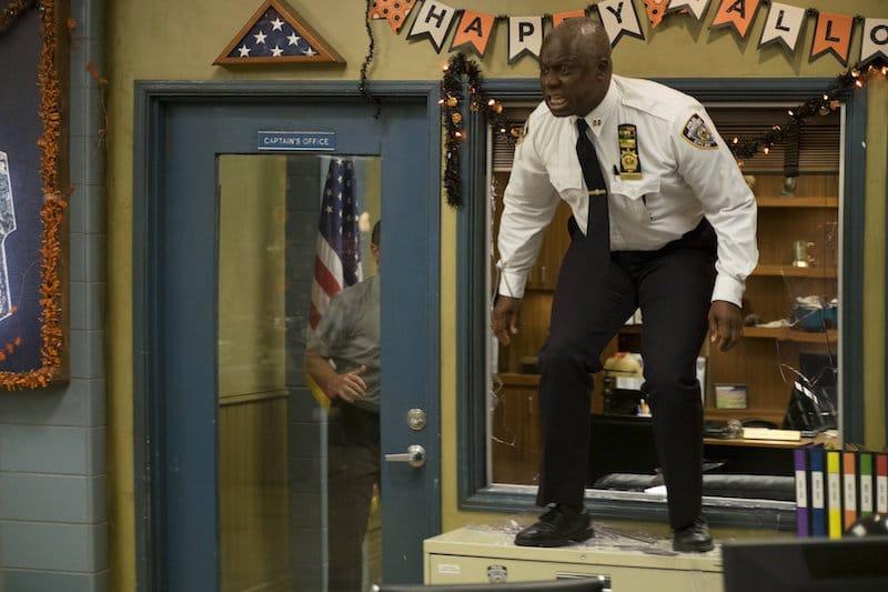 Holt on Brooklyn Nine-Nine episode
