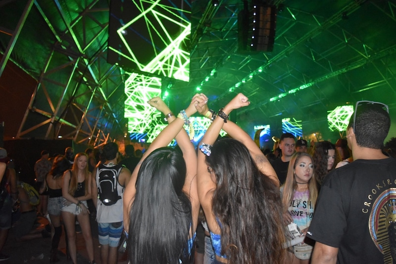 Life is Beautiful Festival 2016 Day 2 pictures