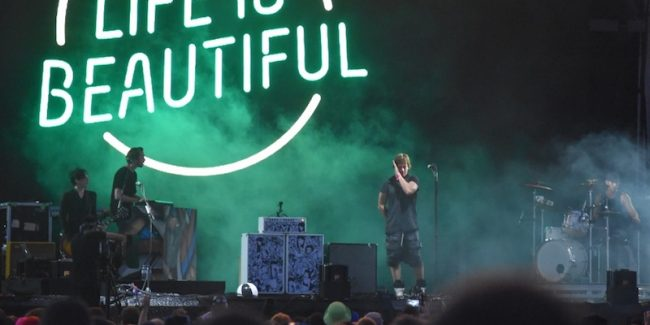 Life is Beautiful Festival 2016 Day 3 pictures