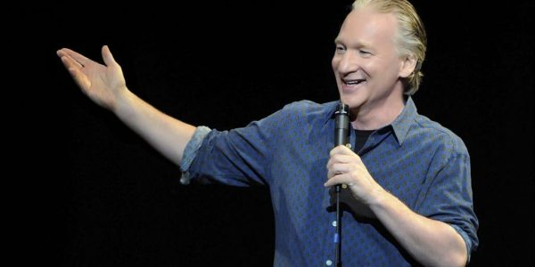 Bill Maher's #whinylittlebitch November surprise on Facebook Live
