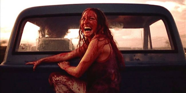 The Texas Chainsaw Massacre, one of the scariest movies to watch at Halloween