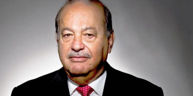 Carlos Slim Helu, the richest Mexican in the world