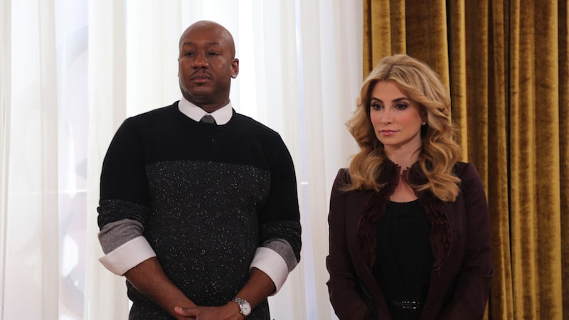Dr. Ish and Dr. V, the new relationship experts on Marriage Boot Camp: Reality Stars