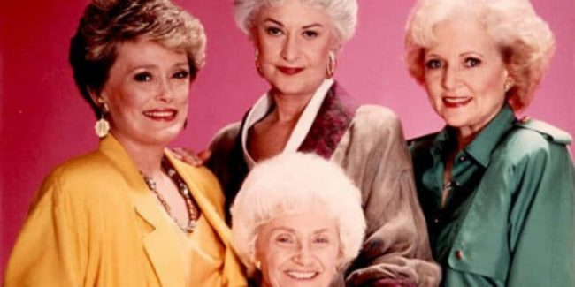 The Golden Girls cast