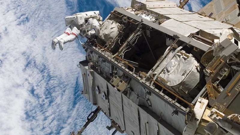 NASA's Unexplained Files ISS