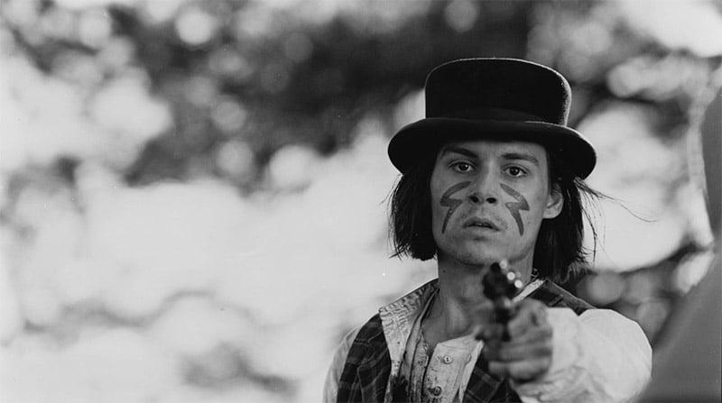 Johnny Depp in Jim Jarmusch's Dead Man