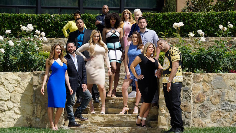 Celebrity boot camp season 3 cast