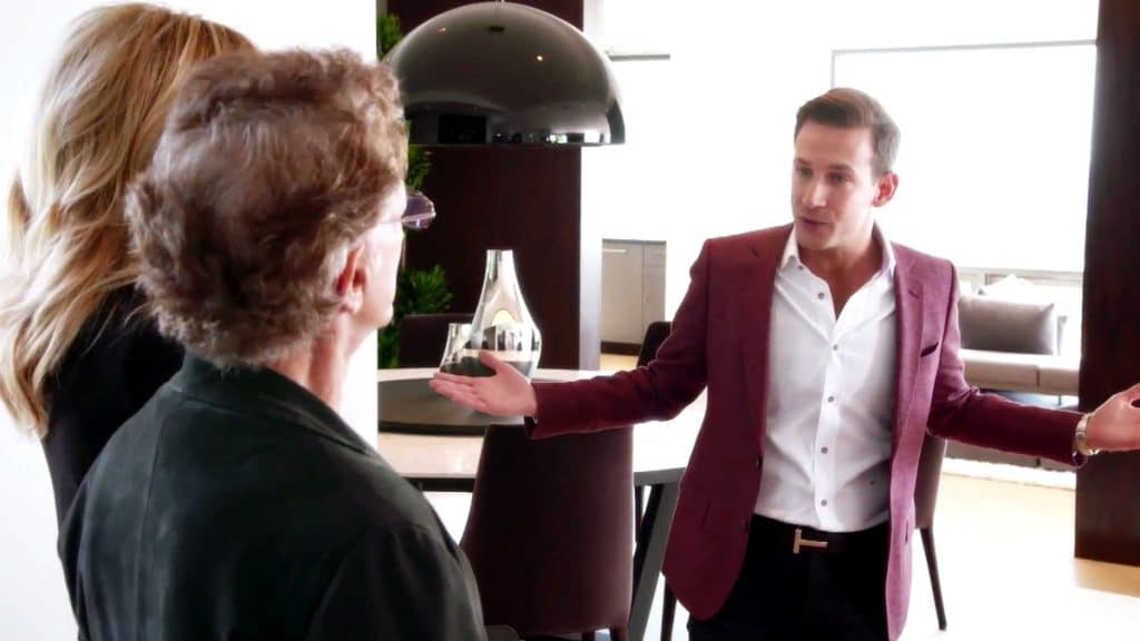 Josh makes an offer on Million Dollar Listing Los Angeles