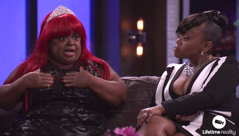 Ms Juicy responds to Tammie over her accusation on the Little Women: Atlanta reunion