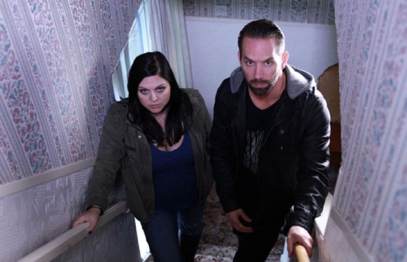 Paranormal Lockdown confront poltergeist at the Black Monk House