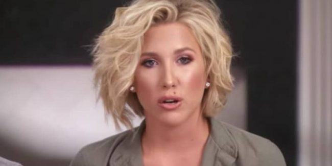 Chrisley Knows Best: Savannah says Todd is 'unbearable'
