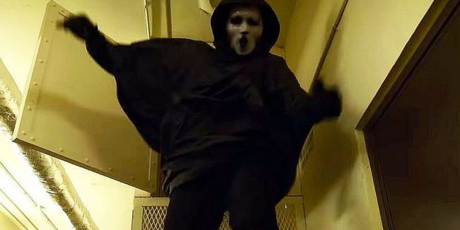 A storm is brewing in Scream Halloween Special on MTV
