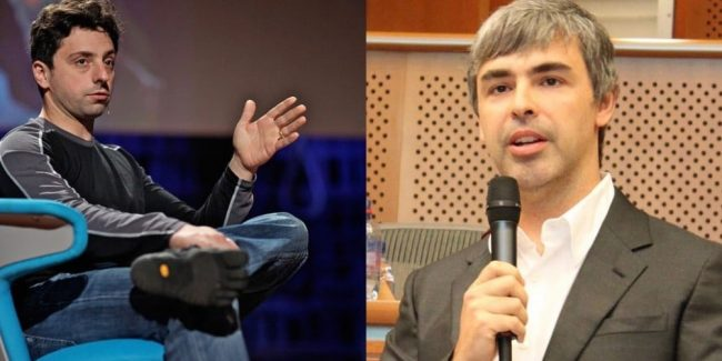 25 interesting facts about Google founders Sergey Brin and Larry Page