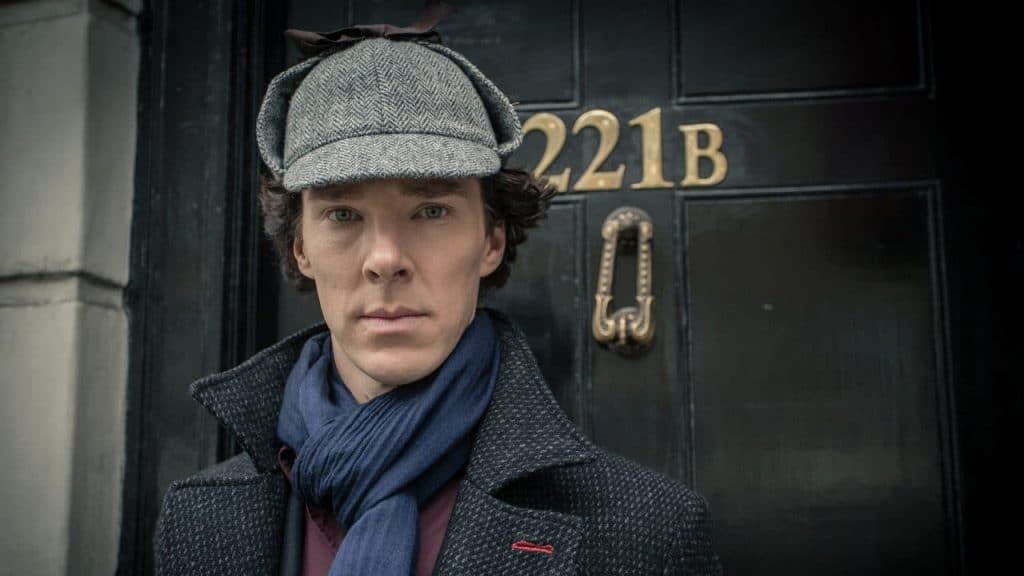 Sherlock, one of the best shows on Netflix