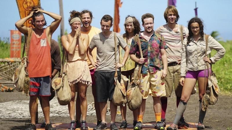 The Millenials react after being told to drop their buffs on this week's Survivor: Millenials Vs. Gen X
