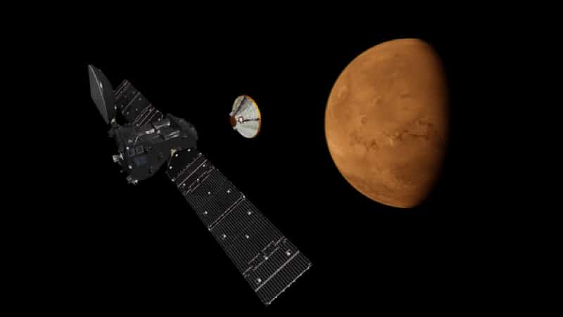 ExoMars: The Hunt for Life looks at ESA's latest mission to Mars