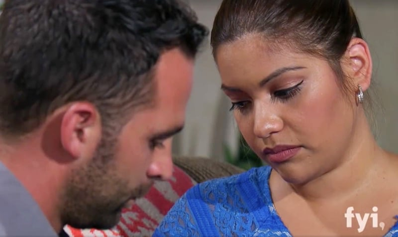 The moment of truth for Tom and Lillian on tonight's season finale of Married at First Sight