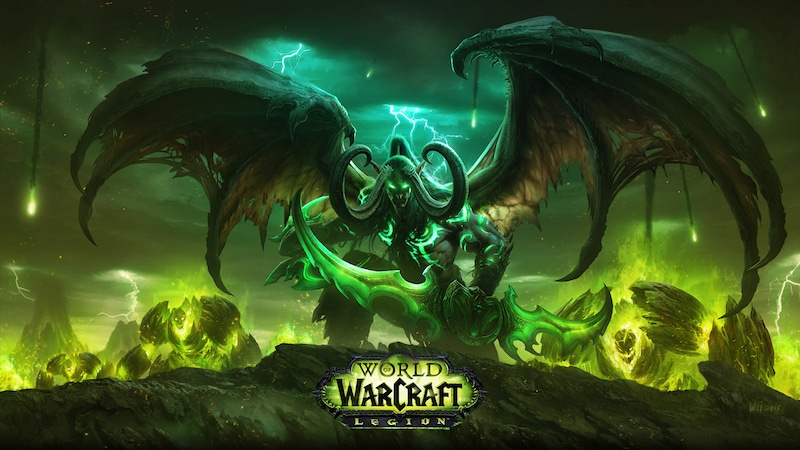 10 amazing new features in World of Warcraft: Legion