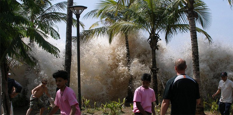 Deadliest natural disasters in history