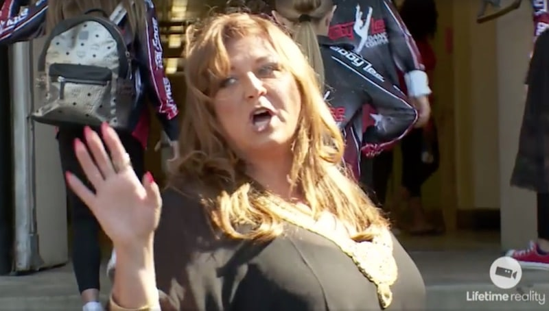 Abby Lee Miller hits back at the elite mothers during their clash on the Dance Moms season finale