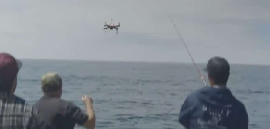 aguadrone fishing - Make Me a Millionaire Inventor features a fishing drone and the Tailgater