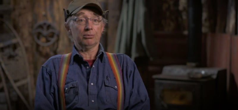 Otto talks about his forthcoming operation on Alaska: The Last Frontier