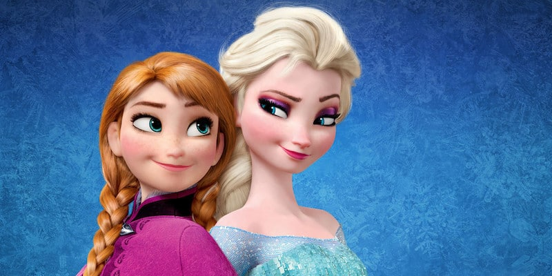 10 things you didnt know about disney movie frozen anna and elsa from disneys frozen voltagebd Gallery