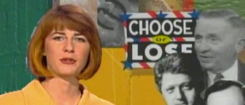 Generation X: MTV's ROck the Vote