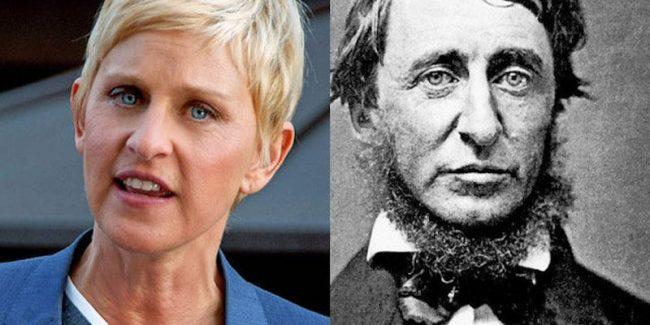 16 historical celebrity lookalikes