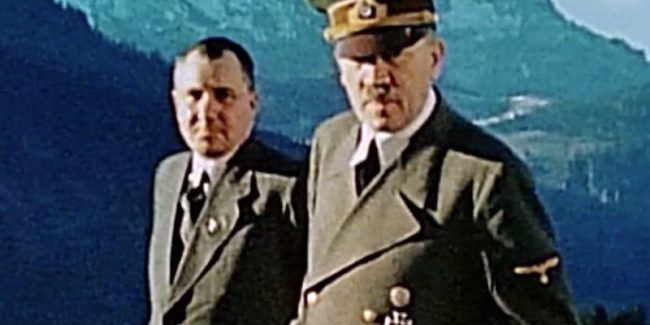 Hunting Hitler: Did Führer and Martin Bormann flee Berlin together after WWII?