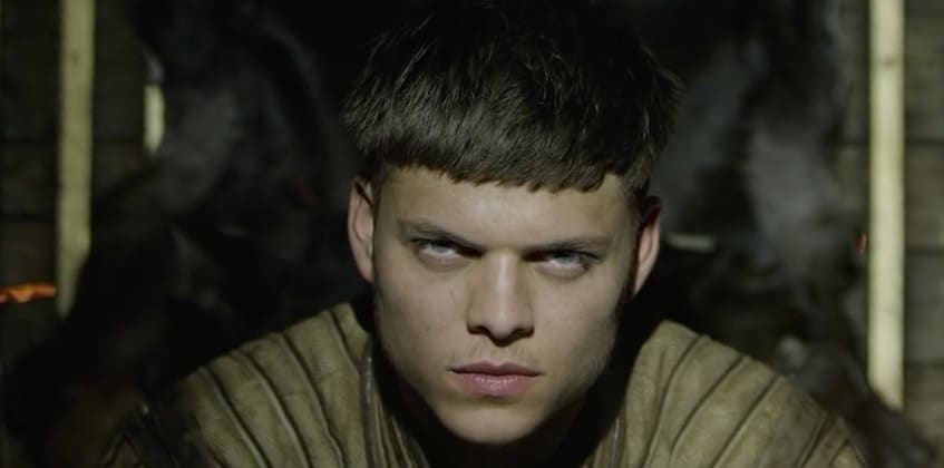 Ivar the Boneless closeup