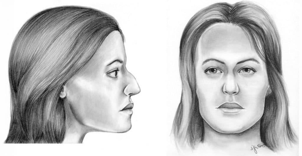 Sketches of Jane Doe No. 6