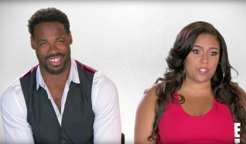 Kenny Britt and wife Sabrina talk about LA's sky-high prices on Hollywood & Football