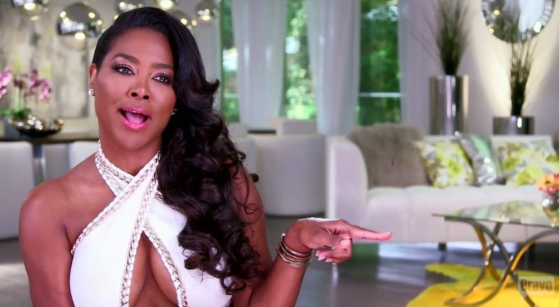 Kenya Moore lays into Sheree on tonight's Season 9 premiere of The Real Housewives of Atlanta