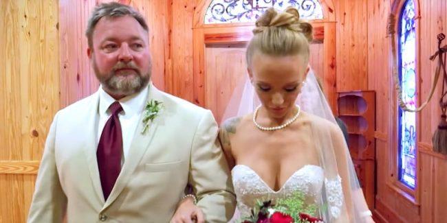 Watch Maci Bookout's fairytale wedding to Taylor McKinney on Teen Mom OG