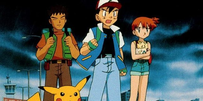 Still from Pokemon: The First Movie