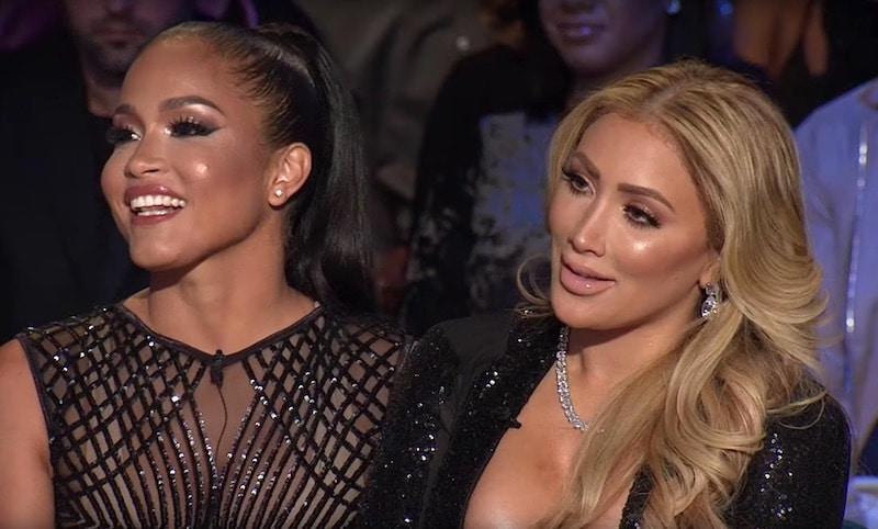 Rosa Acosta and Nikki Mudarris lay into Safaree on the Love & Hip Hop Hollywood reunion