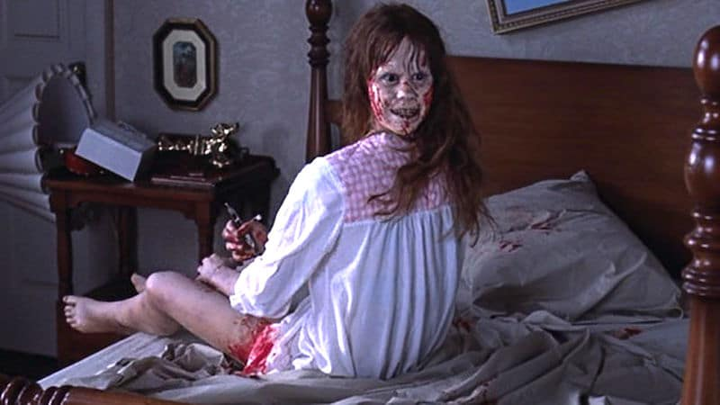 10 scariest movies of all time