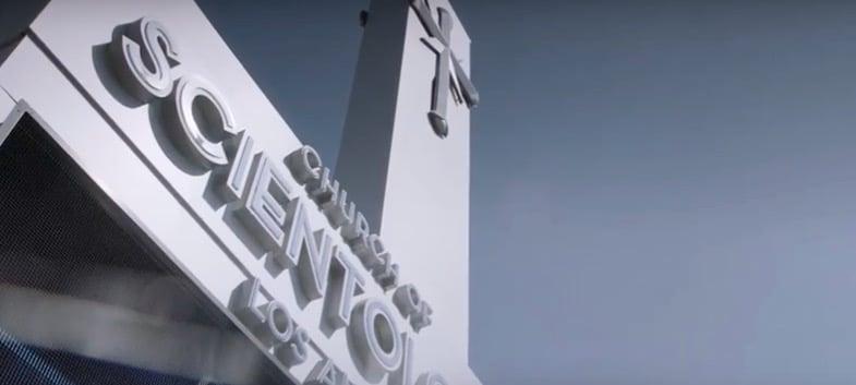 Scientology church