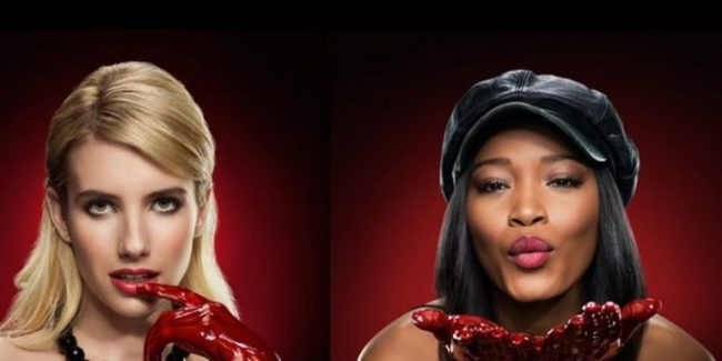 Scream Queens, one of the best shows on Hulu