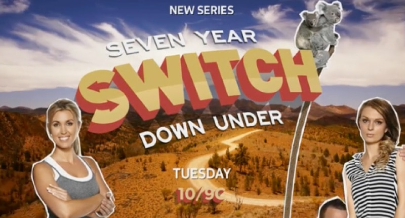 Couples swap partners in Seven Year Switch: Down Under series premiere