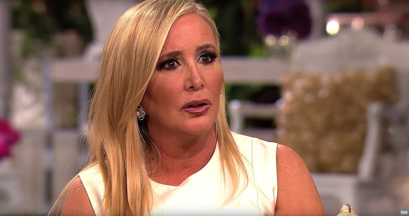 Shannon argues with Vicki before storming out in tears on the RHOC reunion