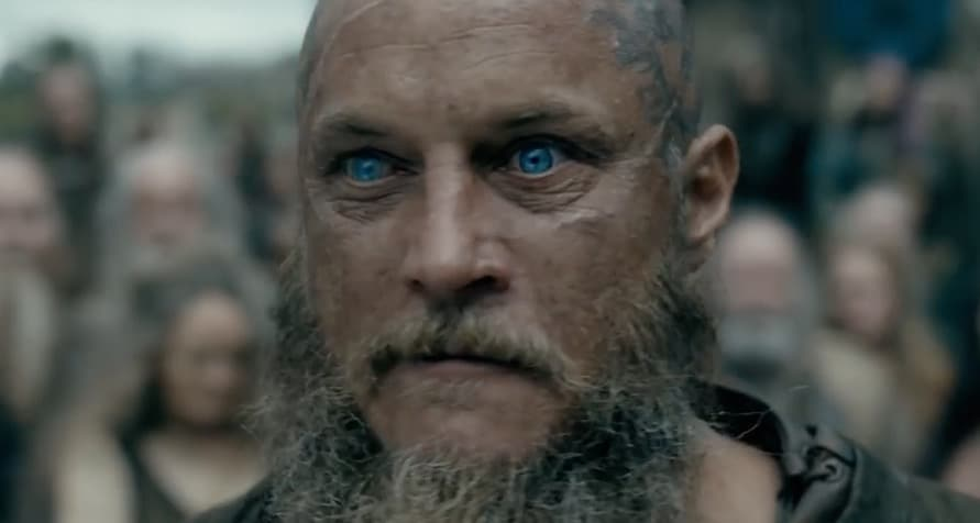 Ragnar in Vikings