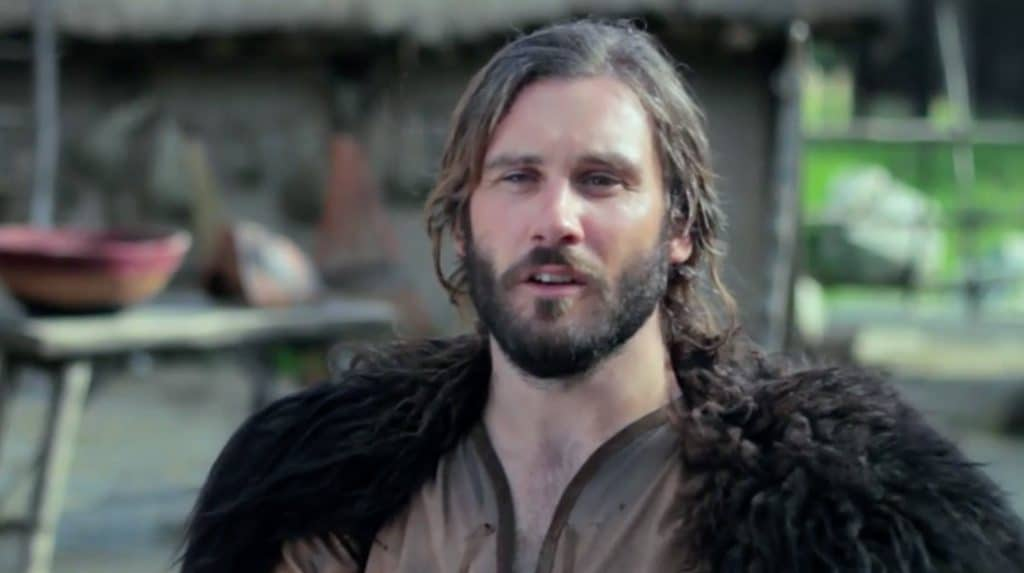 The Real Vikings - Clive Standen