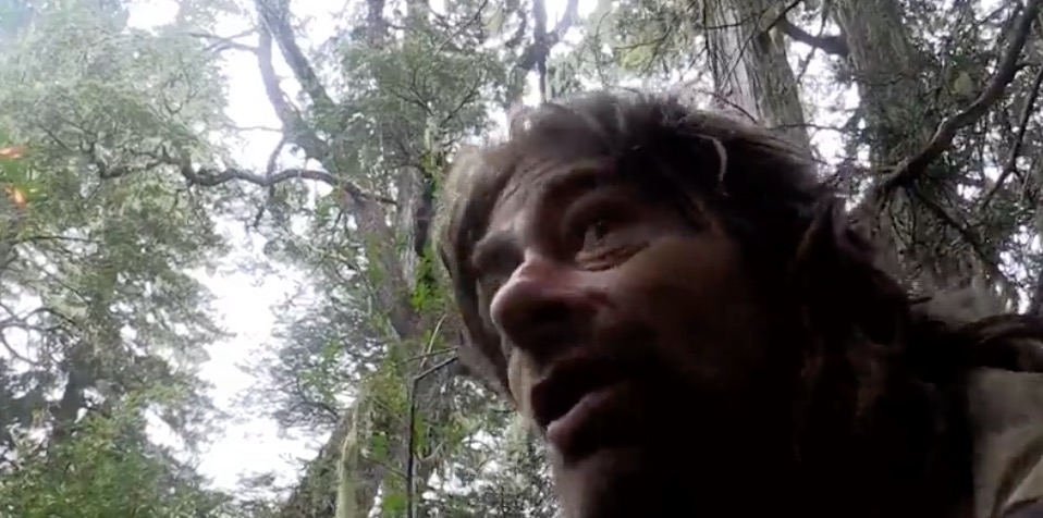 Alone and lost in Patagonia, this show is almost like a horror film