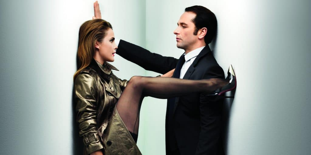 Keri Russell and Matthew Rhys on The Americans