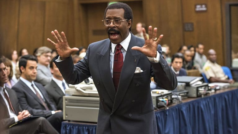 Courtney B Vance in The People v. O.J. Simpson