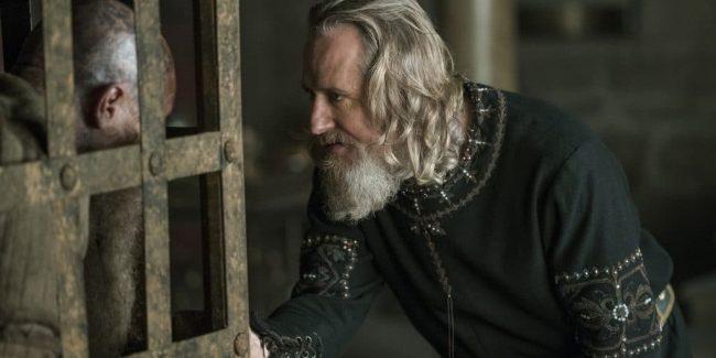 Recap: Vikings sees Ecbert and Ragnar reunited and Lagertha's lethal blow