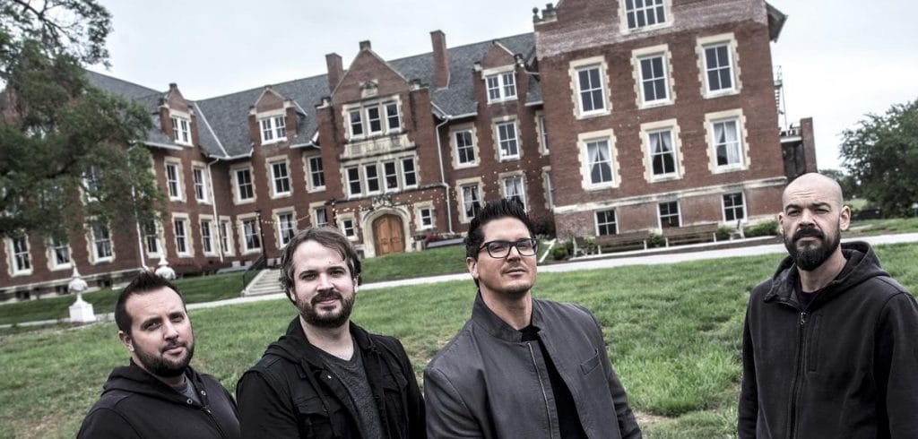 The Ghost Adventures team prepare to enter the asylum